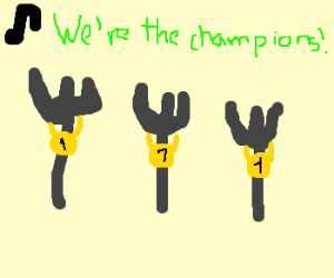 Triumph Forks