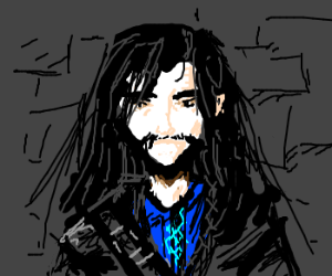 Kili (another one of those dwarf pictures)