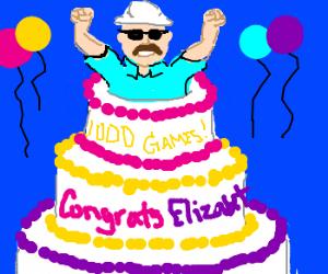 HAPPY 1000th ELIZABET!! BEST ARTIST EVAH!!