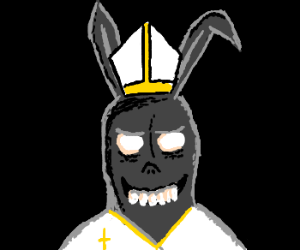 No, please, call me Pope Frank!