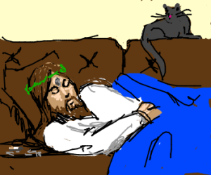 Practical Joke on Jesus/Ash Wednesday Origins