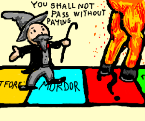 monopoly gandalf