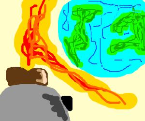 Toaster unleashes the apocalypse