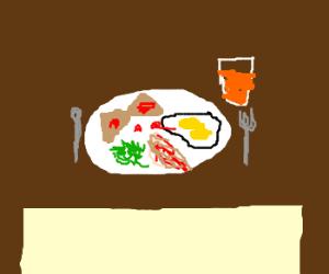 Berezovskys Breakfast