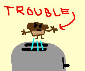 Pop-o-Matic Trouble Muffin