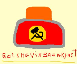 Soviet Toaster Toasts You!
