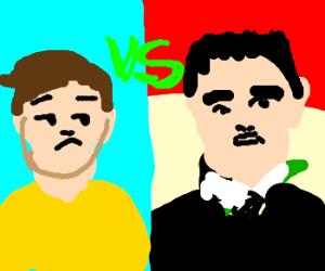 You vs Bashar al Assad
