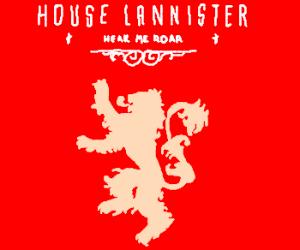 House Lannister logo