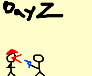 Dayz Betrayal