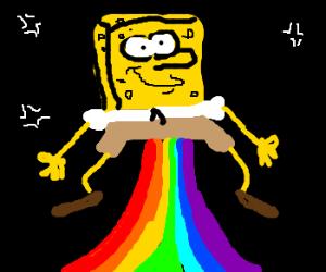 Sponge Bob Nyan Pants