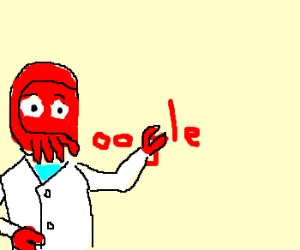 The ultimate Google logo design