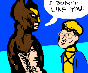 Wolverine doesn't like the new X-man