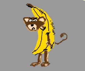Monkey Goes Banana
