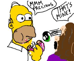 sambchop's precious donut