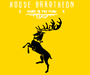 House Baratheon Official Coat-of-Arms