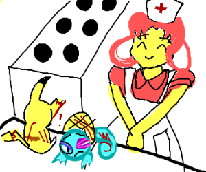 Fix my pokemon!