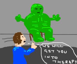 Jeremey Kyle sorts out the Hulks Problems