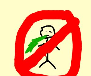 no stick people,please.