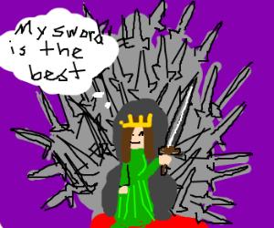 Queen of the Sword People