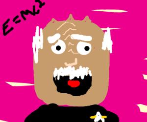 Klingon Bald Einstein