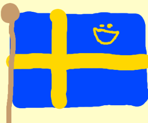 Yay Sweden!