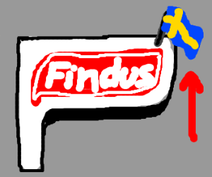 We should know that Findus is a Swedish Brand