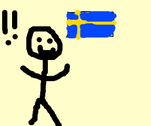 Don't worry guys, I found Sweden!