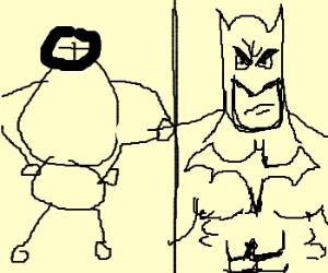 how to draw Batman... an instructional