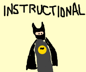 Teach me how to 'Batman'