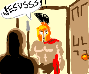 blonde spartan converts to jehovah's witness