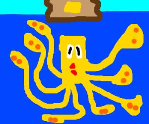 Butter. Squid.