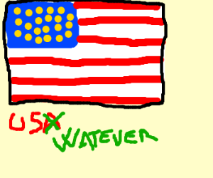 this is my united states of WATEVER