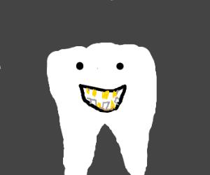Tooth who has bad teeth