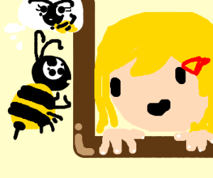 Just bee yourself.