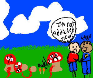 Mushroom killer explains reason for bloodbath