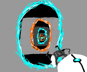 Now You're Thinking With Portals!