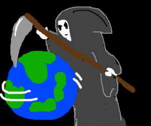 Death keeps the world turning