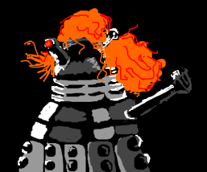 Ginger Dalek