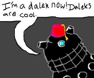 Dalek is The Doctor