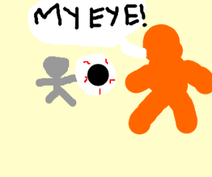 the guy who stole cyclops' eye