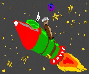 Rocket Robin Hood!