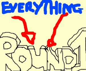 Put everything into round 1