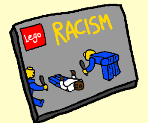 New Lego Game: Lego Racism