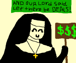 Used Car Salesnun will find you the right ride