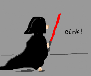 The Pork side of the Force