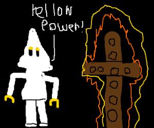 Lego Ku Klux Klan
