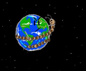 Earth Vs Centipede