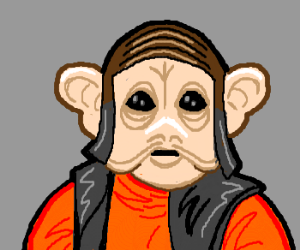 Obscure Star Wars character