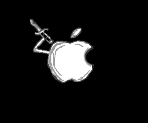 Trouble Apple