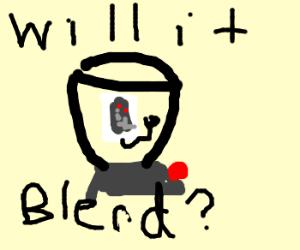 Will it blend? Nintendo edition